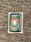 """Error 1/1 1979 Topps T.c.g Chewing Gum Sticker Wacky Packages📈""""commie Cleanser"""""""
