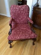 Victorian Style Arm Chair