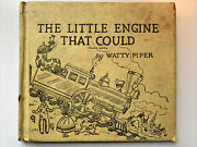 The Little Engine That Could By Watty Piper, 1961, Platt And Munk Co.