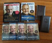 Dave Ramsey 2 Books, 4 Dvds And 2 Envelope Systems - Total Money Makeover, Etc.