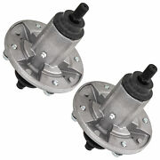 2 Pack Spindle Assy For John Deere 42 48 Deck Gy20454 Gy20867 Gy20962 Gy21098