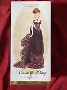 Victorian Holiday Gold Label 2006 Barbie Doll Collector Fan Club Exclusive Nrfb