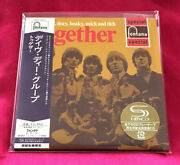 Dave Dee, Dozy, Beaky, Mick And Tich together Shm Mini Lp Cd Japan Uicy-94014