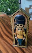 Tin Toys Germany, Saalheimer And Strauss Box Bank, Very Well, Works, Video