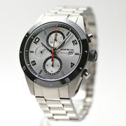 Wristwatch Men Timewalker Chronograph Automatic 116099 W/box Manual