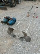 Marine Inboard Paragon Transmissions / Gearbox 17 Props Shafts Struts And Logs