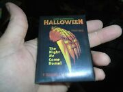 Halloween🔪 Fright Rags Trading Cards Factory Sealed Wax Pack 1 Michael Myers