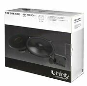 Infinity Ref-9630cx 750w Max 250w Rms 6 X 9 2-way Component Car Speakers New