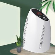 Floor/wall Air Purifier Quiet Air Cleaner Dust Eliminator Mold Germs Filter