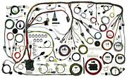 American Auto Wire 1980-1986 Ford Truck And Bronco Wiring Harness 510724