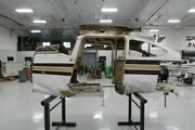 Cessna 182p Fuselage Assy W/ Airwothiness Bos Data Tag And Log Books
