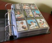 1971 Topps Baseball Complete Set 1-752 Excellent Condition - Aaron, Mays, Ryan