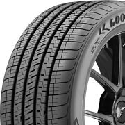 4 New Goodyear Eagle Exhilarate 215/45r17 Zr 91w Xl A/s High Performance Tires