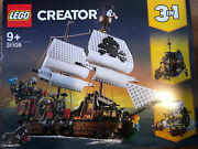 Brand New Lego Creator Pirate Ship 31109 3in1 Sealed 2020