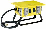 Cep Construction Electrical Products 6507gu 30-amp Single Phase Power Box