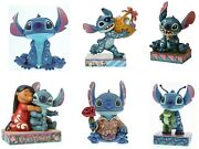 Disney Traditions Lilo And Stitch Figurines By Jim Shore Brand New