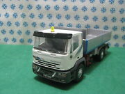 Truck Iveco Eurotech 3 Axis Construction Tipper -1/43 Old Cars / Gila Models