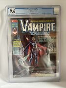 Vampire Tales 6 - Cgc 9.6 Ow/wp - Nm+ Lilith Story - Boris Vallejo Cover