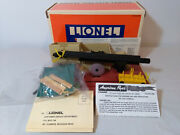 Lionel 4-2321 Operating Sawmill Building