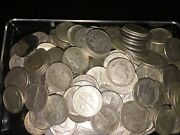 Fifteen Troy Ounces Of 90 Silver Dimes Circulated