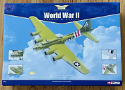 Corgi B-17f Sweet And Lovely Usaf 533rd Squadron 1/72 Aviation Archive Aa33302