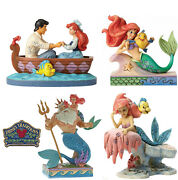 Disney Traditions Ariel The Little Mermaid Figurines By Jim Shore New Boxed