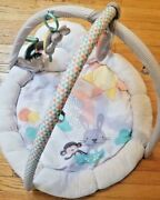 Skip Hop Silver Lining Cloud Play For Adventure Activity Gym Tummy Time - Euc
