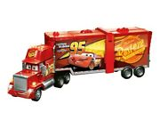 Disney Pixar Cars Super Track Mack Playset / Is A Two In One Toy