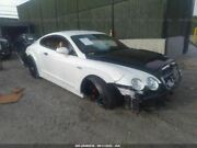 2006 Bentley Continental Gt Coupe Left Drivers Side Door Shell Only White