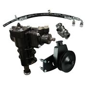 Borgeson 999059 Power Steering Conversion Kit Fits 66-77 Bronco