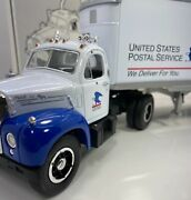 First Gear 1/34 Scale Mack B-61 Andldquou.s. Mail Envelopes Versionandrdquo Vintage And Detailed