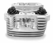 Sands Cycle 106-3466 Cylinder Heads For Evolution Big Twin Engines - Natural