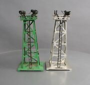 Lionel 395 Vintage O Assorted Floodlight Towers [2]