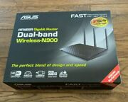 Asus Rt-n66r Wireless-n900 Dual Band Gigabit Wireless Router