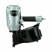 Metabo Hpt Coil Framing Nailer   Pneumatic 1-3/4-inch Up To 3-1/2-inch   Wir...