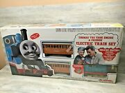 New Lionel Thomas The Tank Engine And Friends Deluxe Electric Train Set G Scale