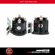 2pcs Copper Snow Plow Motor Solenoid Continuous Terms 4 For Floor Scrubbers