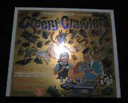 Holy Grail 1964 1st Year Edition Foil Top Creepy Crawlers Thingmaker Rare Unused