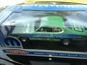 Rc2 1971 Bobby Yowell Pro-stock Duster Diecast Drag Car In 1/18th Scale.