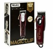 Wahl Professional 5 Star Magic Clip Cord Cordless Hair Clipper For Barbers