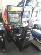 Cruis'n Usa By Midway Game Video Arcade Game