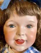 Antique Huge 28andrdquo Sfbj 236 French Bisque Doll