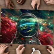 Astronaut Colorful Galaxy Puzzle - Jigsaw Puzzles 1000 Pcs For Adults And Kids
