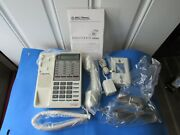 Vintage Northwestern Bell Phones Retro Pearl 2602s Easytouch Wall Mount Nos