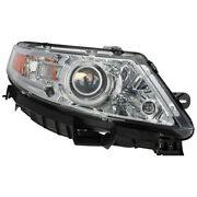 Oem New 2009-2012 Lincoln Mks Right Composite Headlamp Housing Aa5z-13008-n