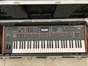 Dsi Dave Smith Prophet 12 Keyboard Synthesizer | With Skb Travel Case