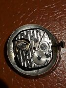Hamilton 770 Men Wrist Watch Movement Only For Parts Or Replacement Ticking Good