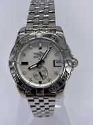 Breitling Galactic 36mm Womenand039s Pre-owned Watch From Little Switzerland A37330