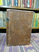 1796 Wilmington Delaware Gooch The Contrast A Novel Rare Old Leather Book 1st Ed