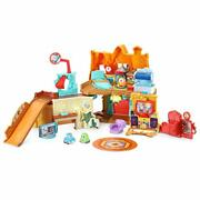Vtech Go Go Cory Carson - Cory's Stay And Play Home